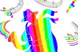Rainbow Melody