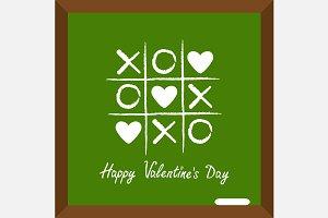 Happy Valentines Day.  XOXO