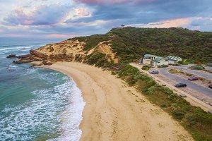 View of Sorrento Ocean Beach