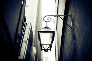 Old Streetlamp
