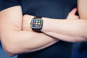 Smart Watch With Apps