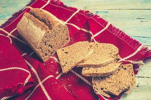 Artisan spelt  bread