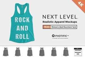 Next Level 1533 Women's Ideal Tank