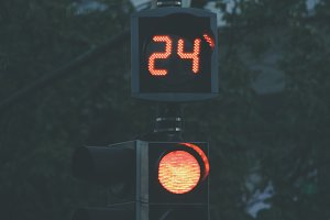 traffic light - Twenty four