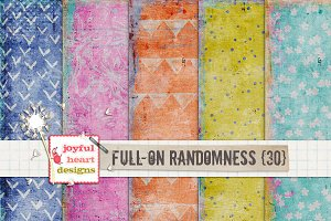 Full-on Randomness {30}