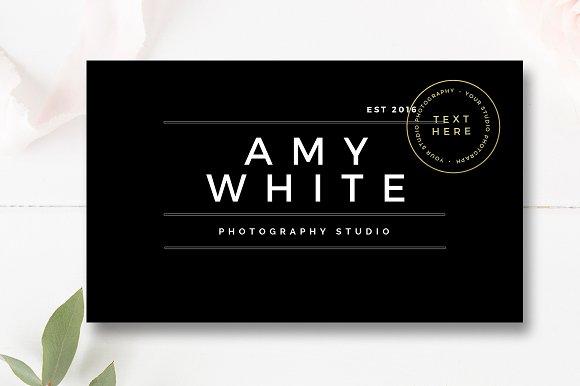 Senior Photography Business Card Business Card Templates