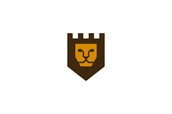 Lion Castle Logo
