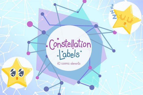 Constellation Labels BONUS