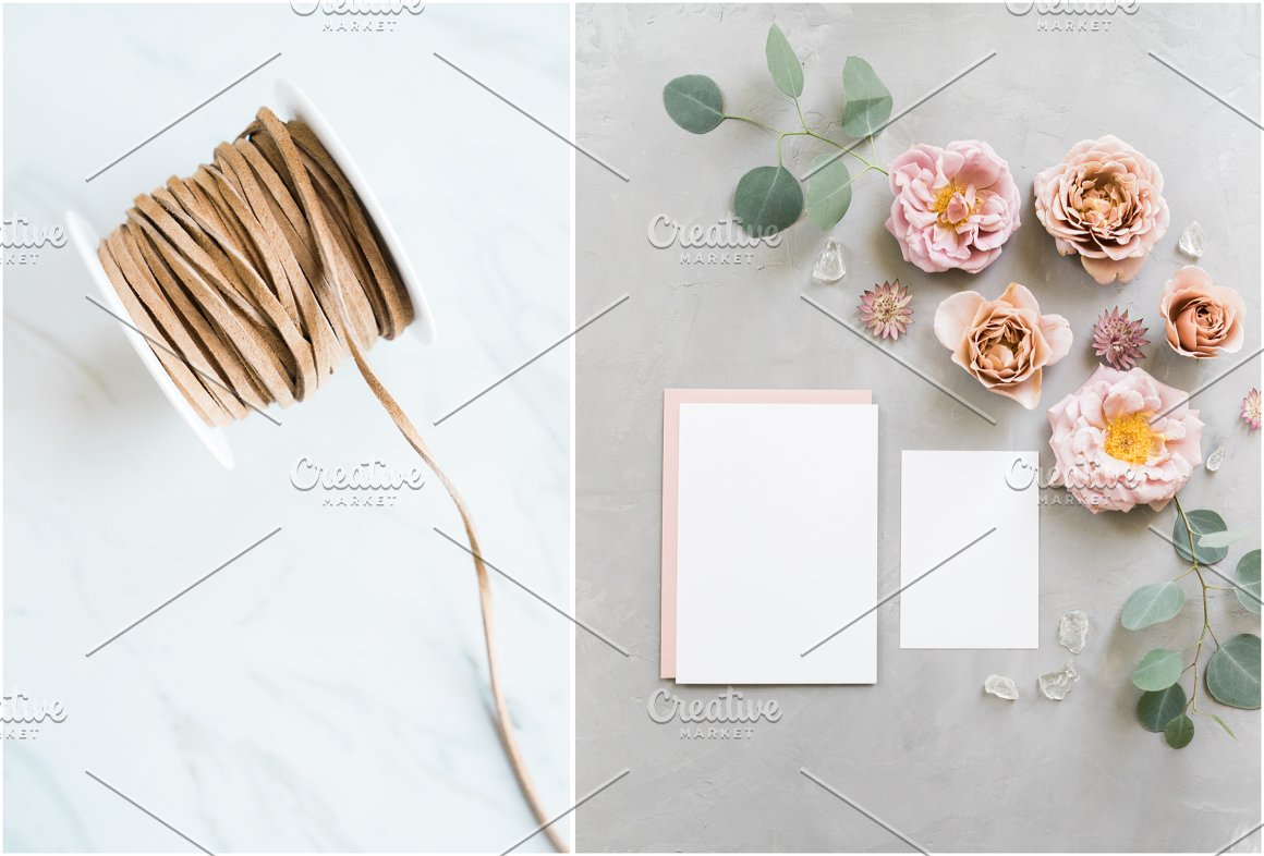 Artists Styled Stock Bundle