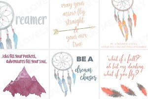 Instagram Quote - Dreamer Collection