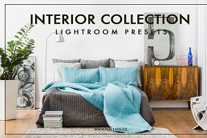 40 Interior Collection LR Presets