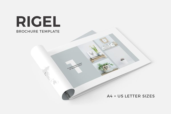Rigel Brochure Template