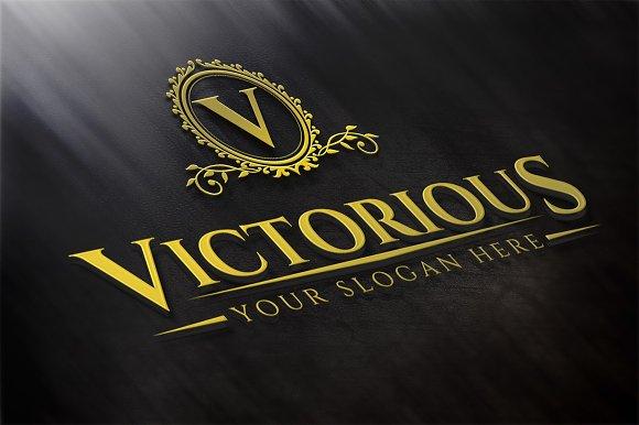 Victorious Luxury Logo