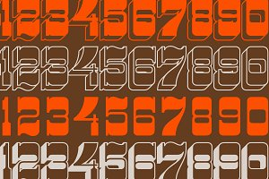 Westward Numerals