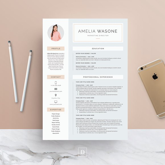 Soccer Resume Pdf Word Resume  Cover Letter Template  Resume Templates  Creative  Types Of Skills For Resume Excel with Resume For Small Business Owner Pdf Word Resume  Cover Letter  Sales Associate Resume Sample Word