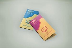SEO Tri-Fold Brochure - nex #001