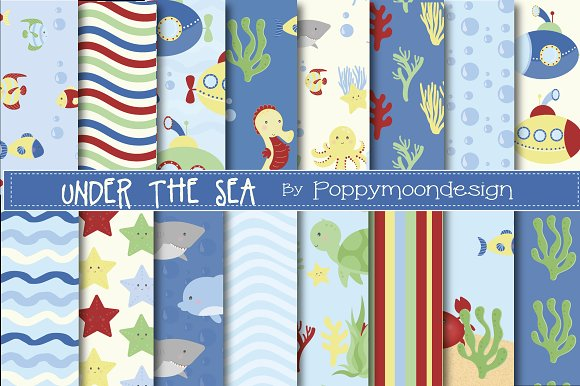 Under The Sea Papers