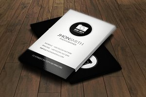Creative Photographer Business Card