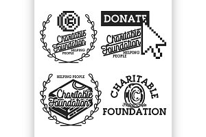 charitable foundation emblems