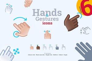 Hands & Gestures (Mega pack)