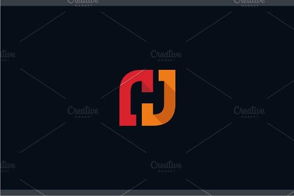 Hyper Letter H Logo