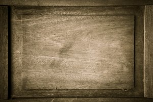 texture old wood frame background