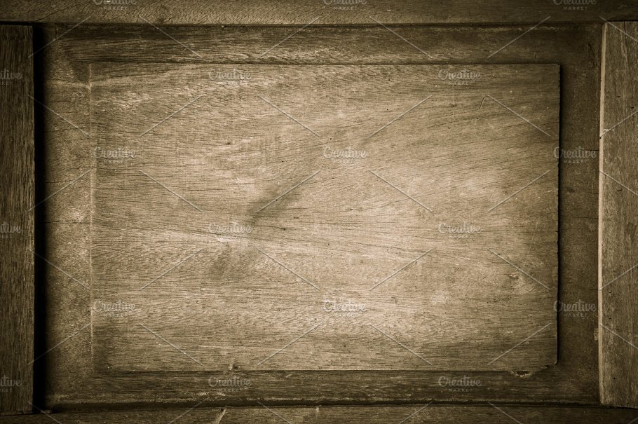 Texture Old Wood Frame Background Industrial Photos Creative Market