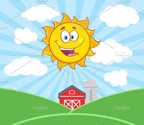 Sunshine Happy Sun