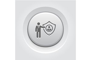 Personal Protection Icon