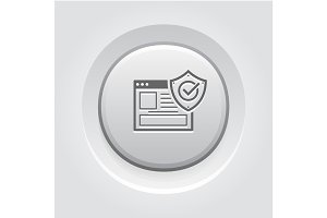 Online Protection Icon
