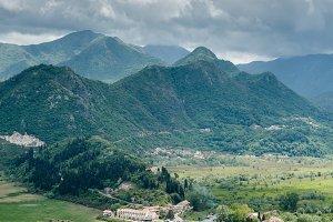 Virpazar Montenegro National park