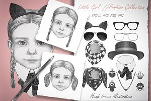 Litle Girl // Fashion Collection