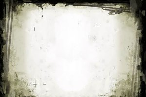Grunge texture frame