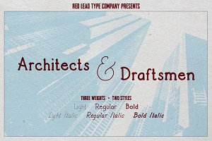 Architects and Draftsmen