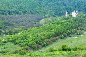 Chervonohorod castle, Ukraine.