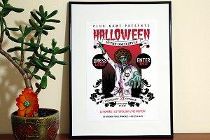 Helloween Poster Template