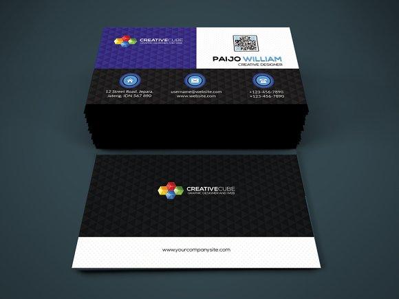 Modern Simple Business Card
