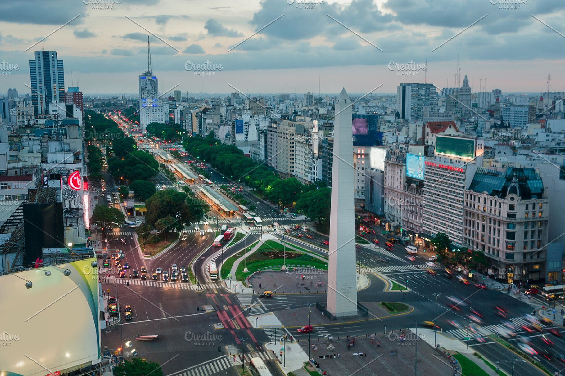 The Capital City of Buenos Aires in Argentina ~ Nature Photos ... on