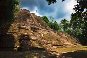 Beautiful Central American Country Belize