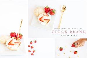 Strawberry Shortcake | Photo Bundle