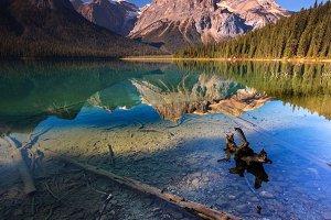 Emerald Lake, Banff Canada