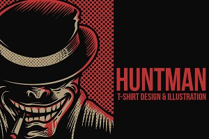 Huntman Illustration