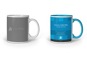 Coffee Mug for Sublimation Preview