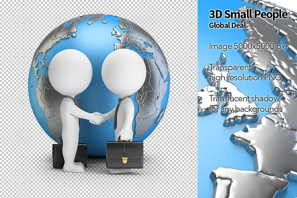 3D Small People Global Deal