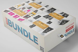 Display Mockup Bundle (40% SAVINGS)