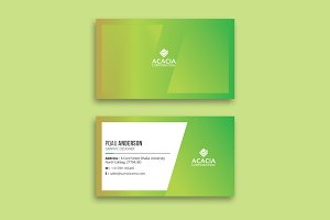 Ifro Business Card