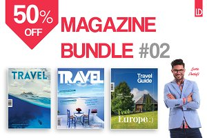 Travel - Magazine Bundle 02