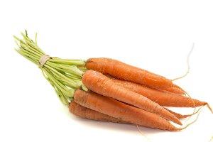raw carrots