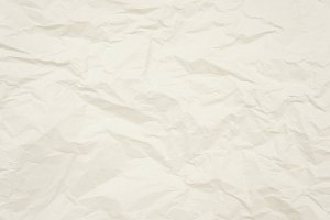 Texture crumpled paper background