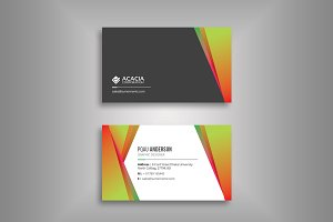 Bufocr Business Card